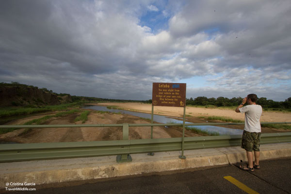 Letaba bridge