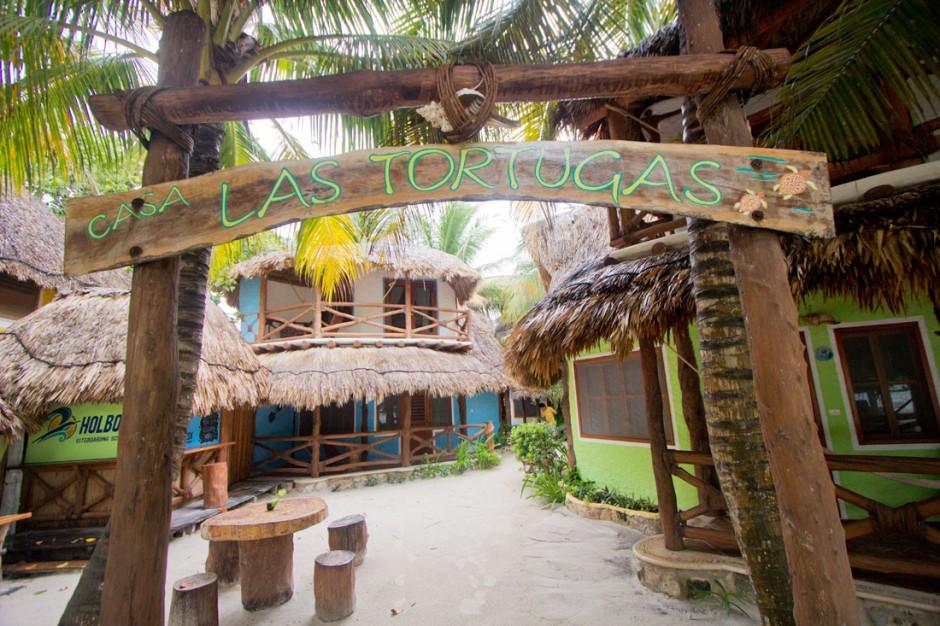 Casa las Tortugas