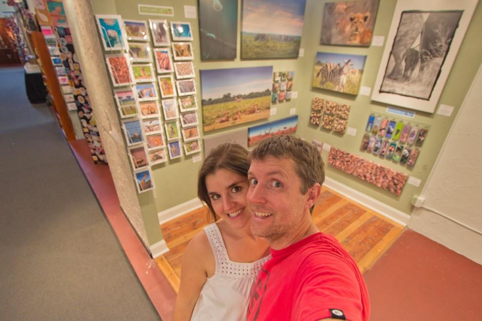 Creature Gallery, Asheville