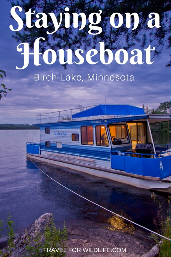 You can find many houseboat rentals around. But on a Minnesota lake? You can now have a Houseboat vacation on Birch Lake, Minnesota!