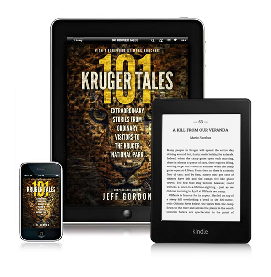 Kruger Tales ebook