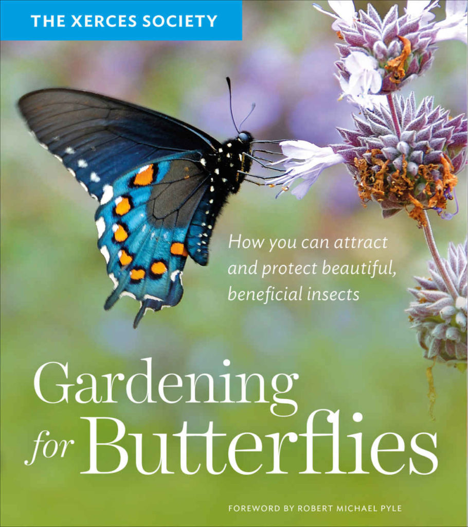 Gardening for Butterfly book cover