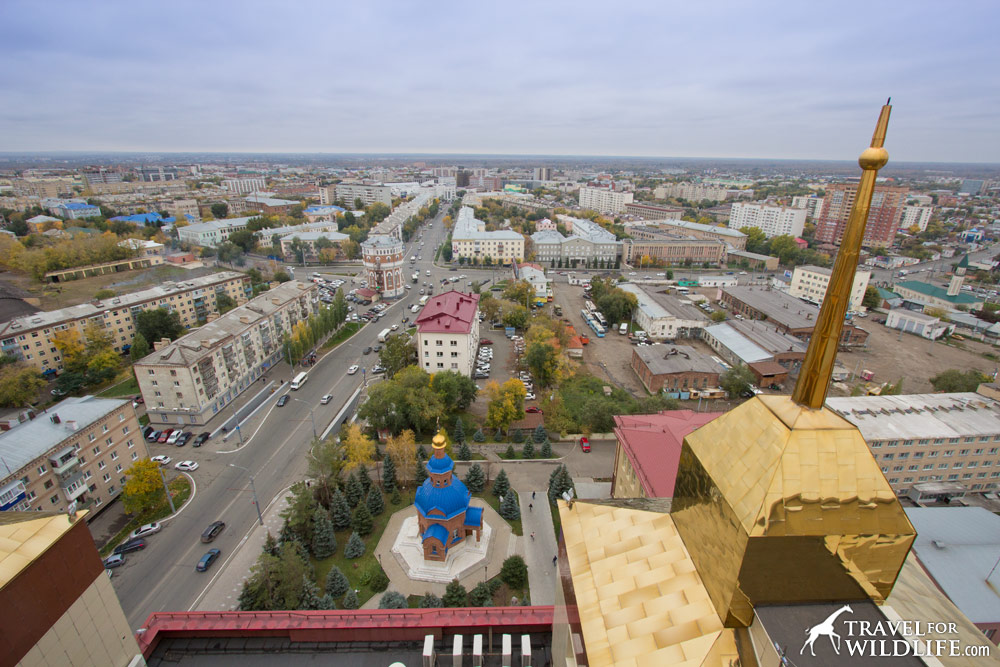 Orenburg, the Steppe Capital of Russia