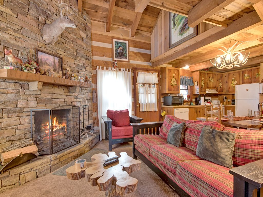 9 Cozy Gatlinburg Cabins For Rent For Your Mountain Getaway Travel For Wildlife