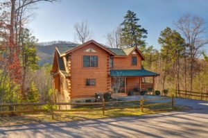 Wears valley cabin rental