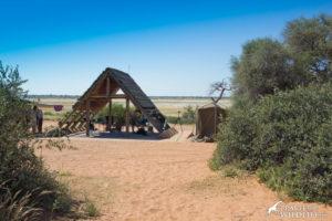 Mpaya 1 campsite