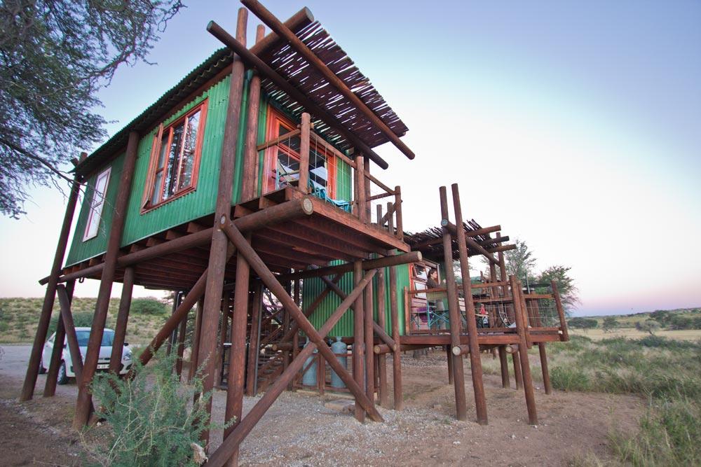 Urikaruus wilderness camp