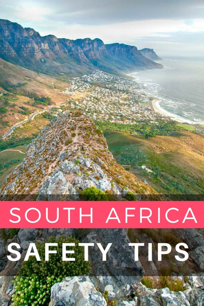 Our South Africa safety tips. Is Cape Town safe? Is South Africa safe? Keep safe on the road by following our safety strategy when we visit South Africa. Plan your South Africa safari with these tips in mind and have a fabulous South Africa road trip. #SouthAfrica