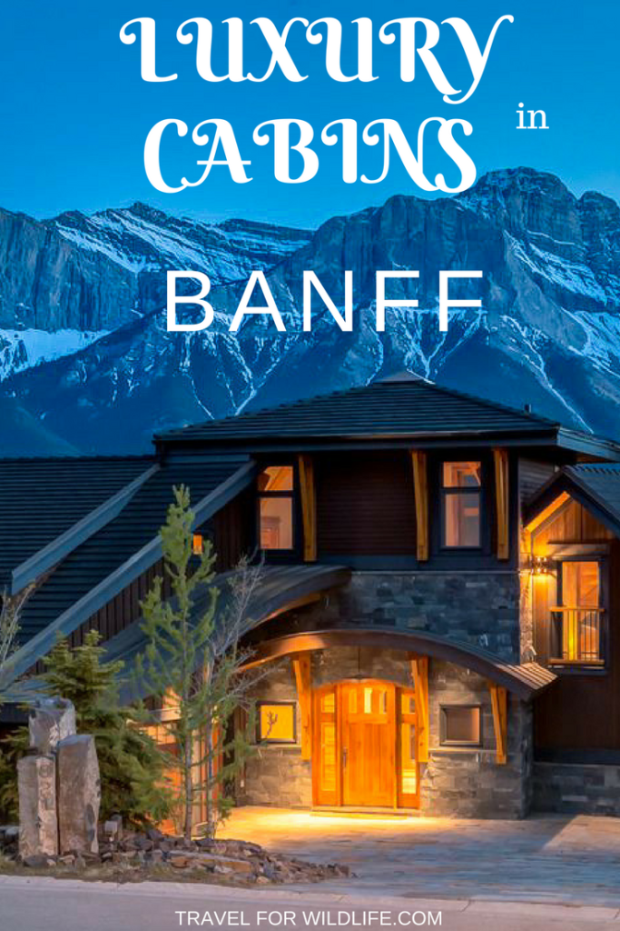 A selection of our favorite Banff cabins that you can rent for your next mountain vacation. Stay at a cabin in Banff or Canmore for a luxurious Canada vacation. #Banff #Cabin
