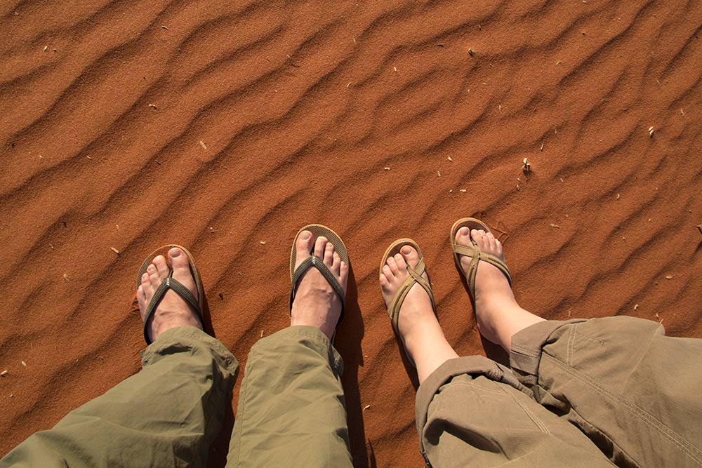How to Choose your Safari Shoes | Travel For Wildlife