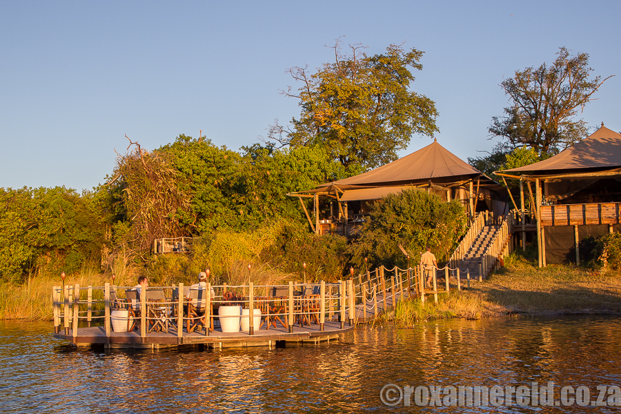 Duma Tau Camp, one of the jewels of Botswana