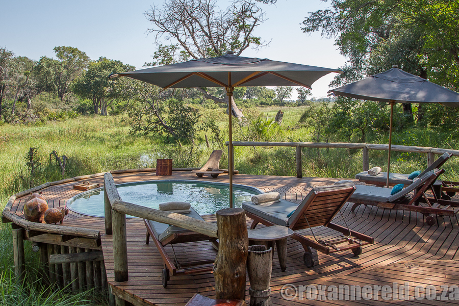 Xigera Camp, one of the best sustainable tourism examples in Botswana