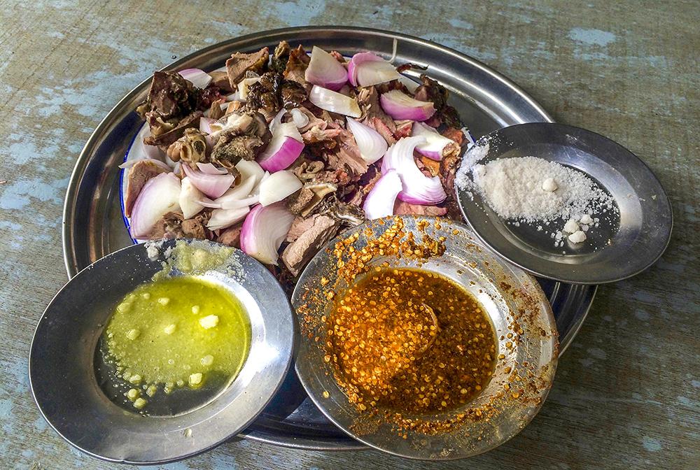 Chadian food stew