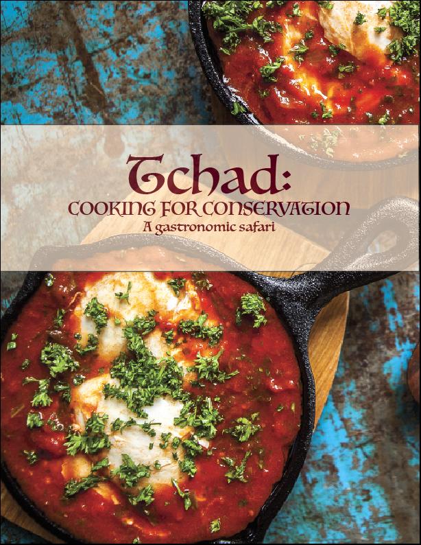 Chadian food recipe book