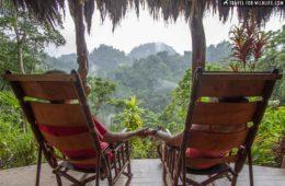Costa Rica eco lodge