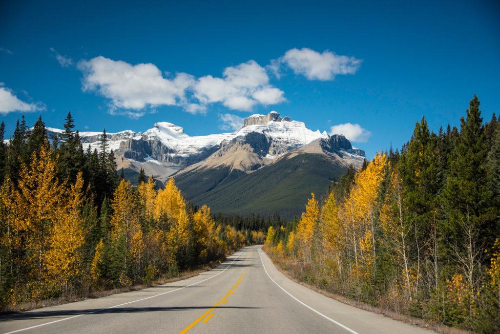 Icefield Parkway, Alberta