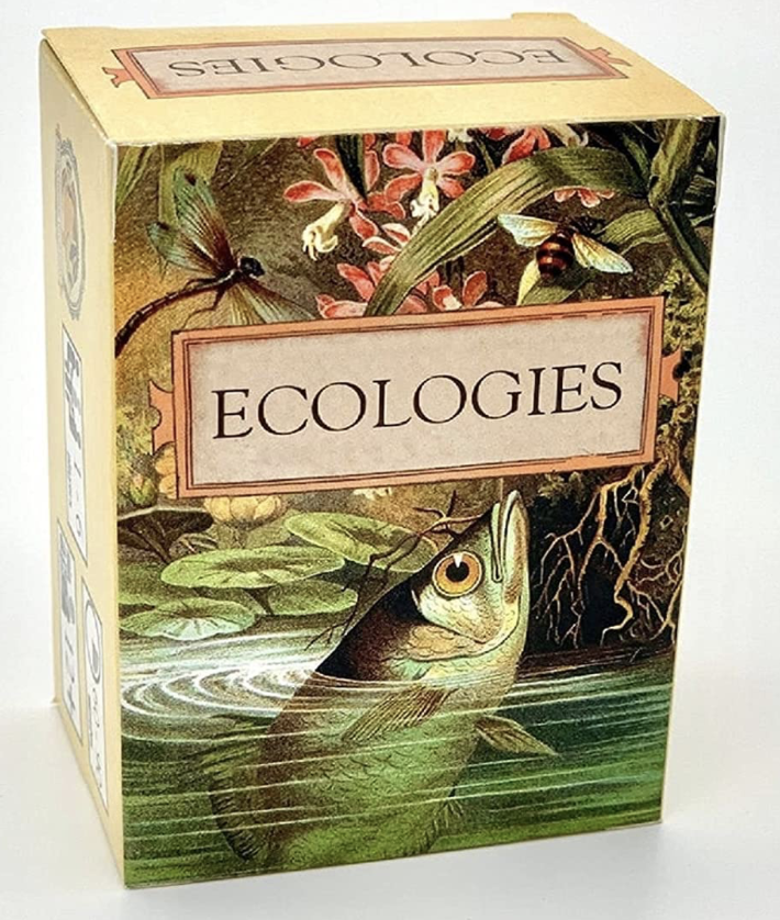 Ecologies card game cover