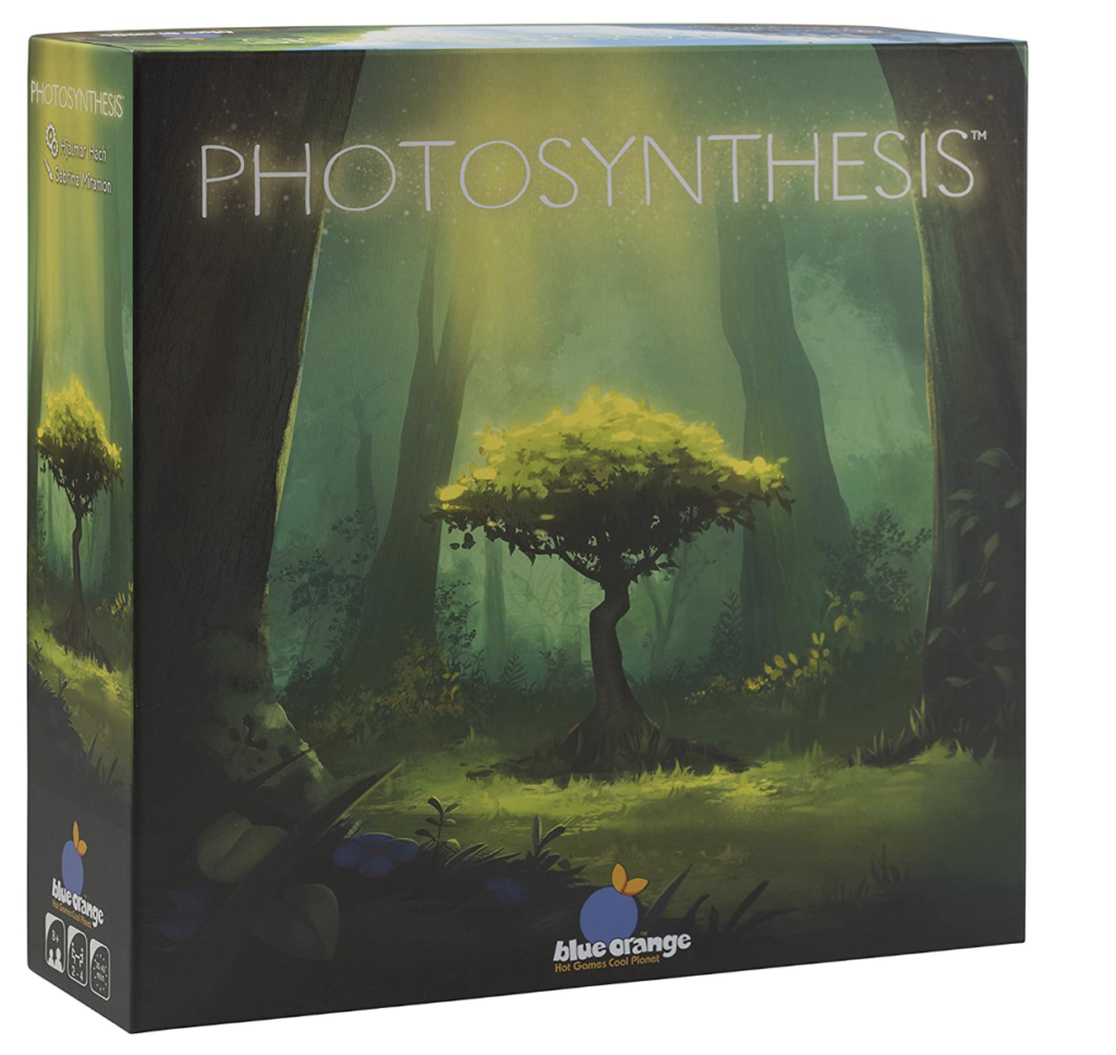 Photosynthesis board game cover